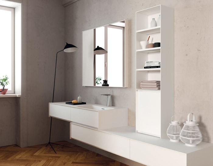 mobili moderni bagno. e mobili per il bagno moderni design sospesi ... - Bagni Sospesi Moderni