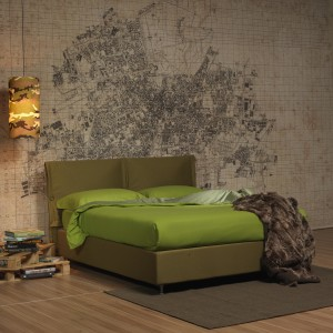 bed collection - Lipari